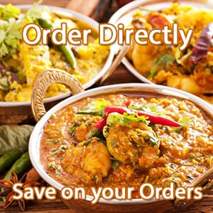 Order from Golden Curry in Bletchley instead of Just Eat