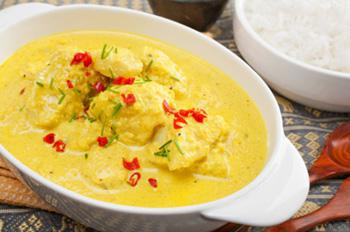 £5 Off your Meal at Golden Curry