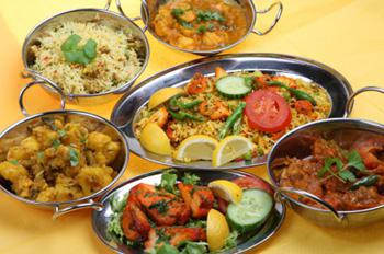 Monday & Tuesday deal at Golden Curry